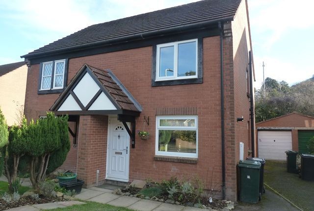 Thumbnail Semi-detached house to rent in Swains Meadow, Church Stretton