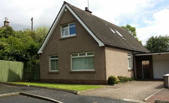 Thumbnail Detached house to rent in Inch Crescent, Bathgate