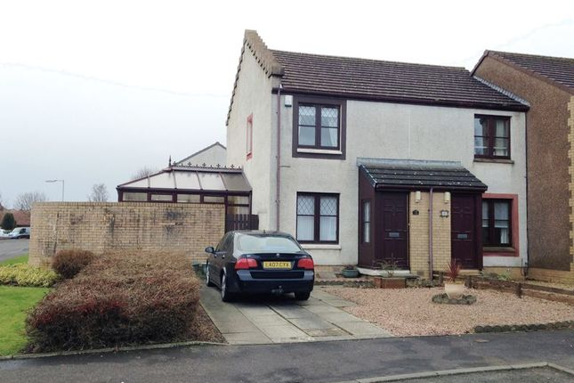 Thumbnail Semi-detached house to rent in Station Park, East Wemyss, Kirkcaldy
