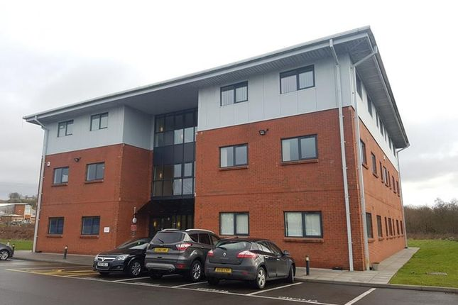 Thumbnail Office to let in Suite C, Ground Floor, Scarlet Court, Heol Dafen, Llanelli, Carmarthenshire