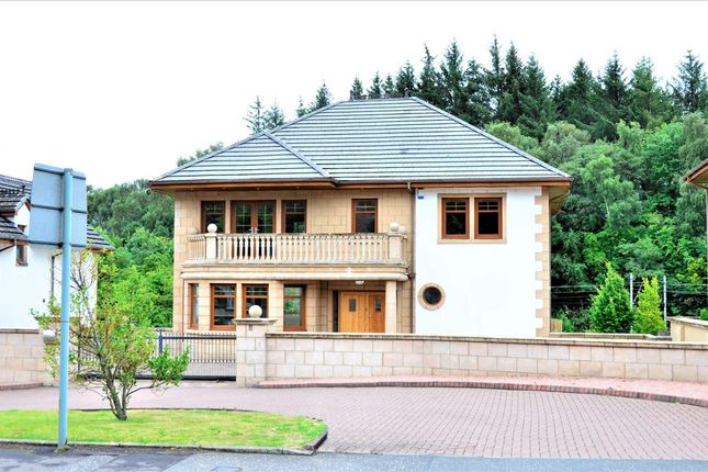 Thumbnail Detached house to rent in Ayr Road, Giffnock, Glasgow