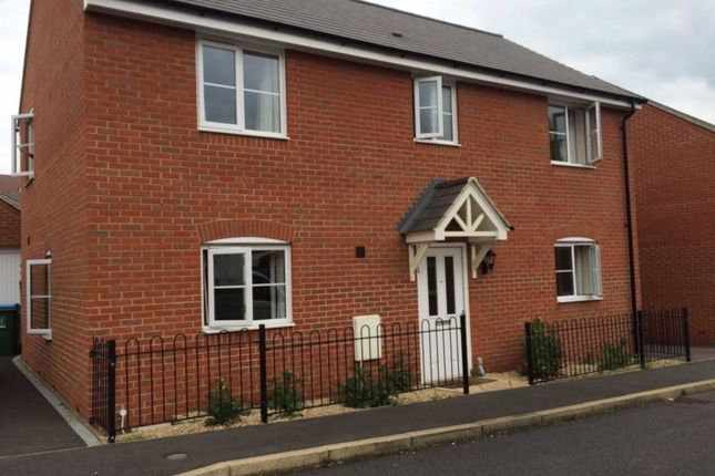 Thumbnail Semi-detached house to rent in Ossulbury Lane, Aylesbury