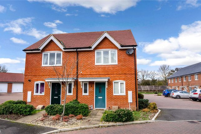 Thumbnail Semi-detached house to rent in Fawn Drive, Three Mile Cross