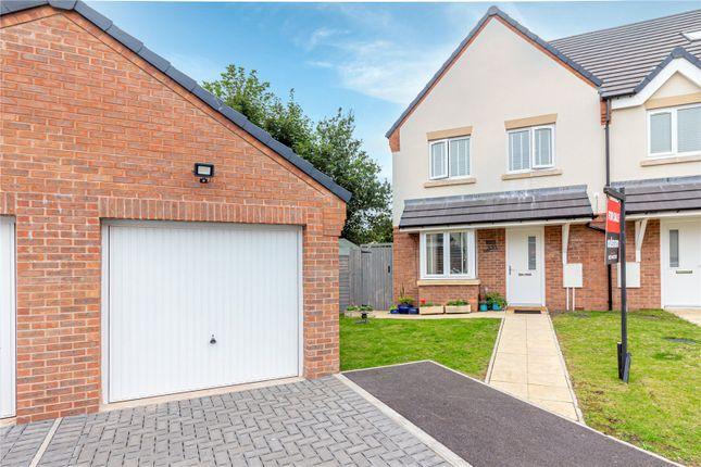 Thumbnail Semi-detached house for sale in Groveley Lane, Primrose Court, Birmingham