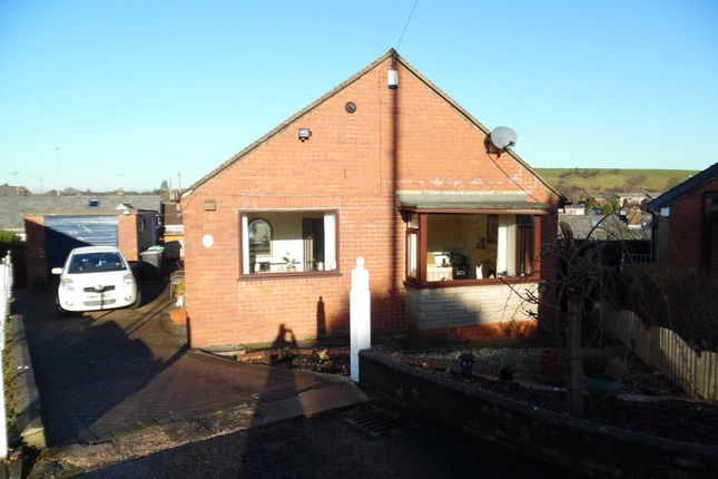 Thumbnail Detached bungalow for sale in Clevelands Close, Shaw, Oldham