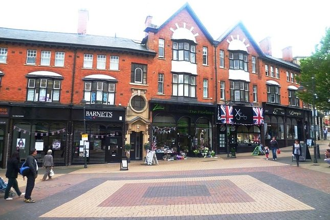 Thumbnail Flat to rent in Market Street, Mansfield