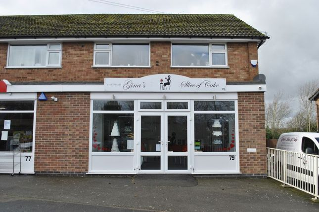 Thumbnail Retail premises to let in Highcroft Avenue, Oadby
