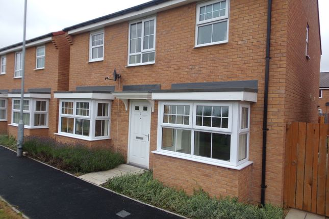 Thumbnail Detached house for sale in Bellister Court, Blyth
