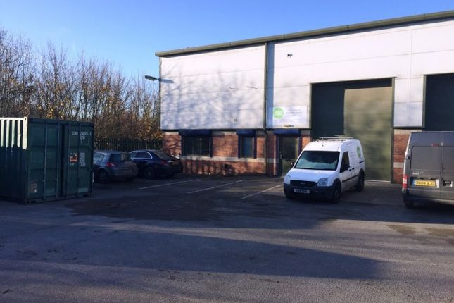 Thumbnail Light industrial to let in Unit 3, Park Court, Park Lane Business Park, Kirkby-In-Ashfield