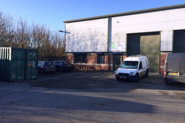 Thumbnail Light industrial to let in Unit 3, Park Court, Park Lane Business Park, Kirkby-In-Ashfield