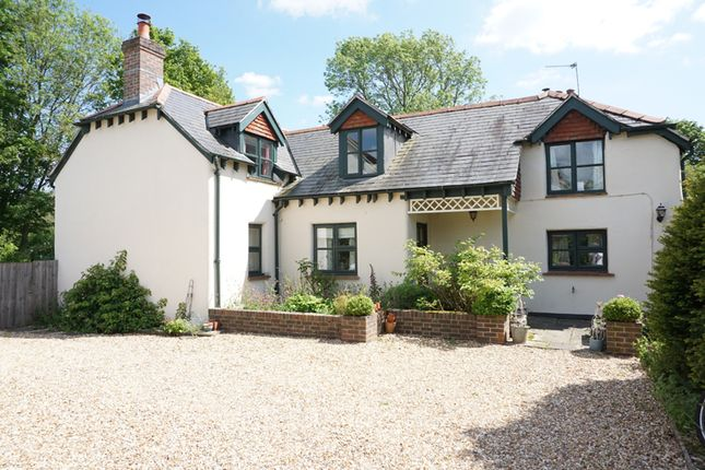 Thumbnail Cottage for sale in Goodworth Clatford, Andover, Hampshire