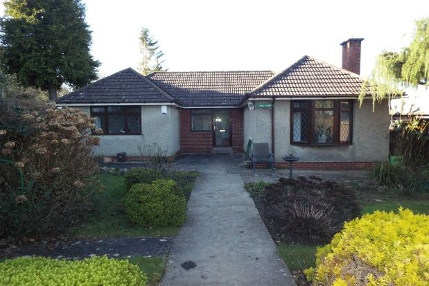 Thumbnail Bungalow to rent in Ashgrove Avenue, Abbots Leigh, Bristol