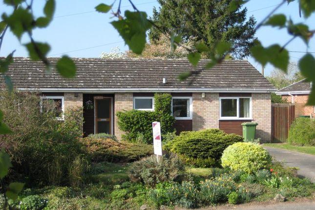 Thumbnail Bungalow to rent in Millbrook Way, Orleton