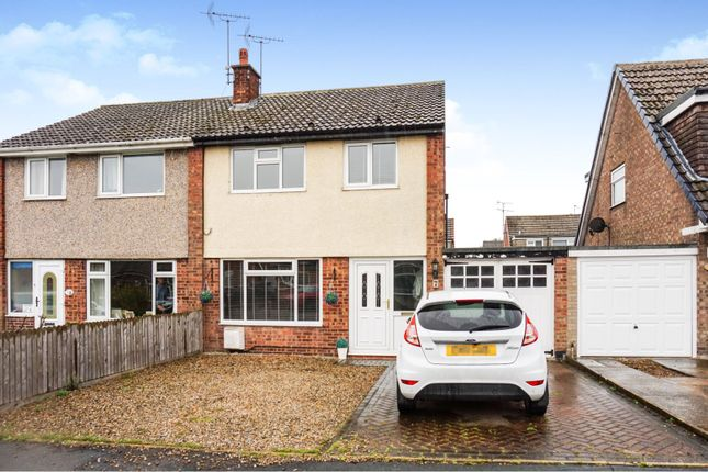 Thumbnail Semi-detached house for sale in Park Lane, York