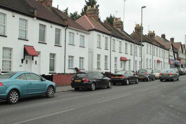Thumbnail Terraced house to rent in Holmstall Parade, Burnt Oak Broadway, Burnt Oak, Edgware