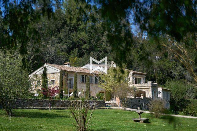 Thumbnail Finca for sale in Valbonne, 06560, France