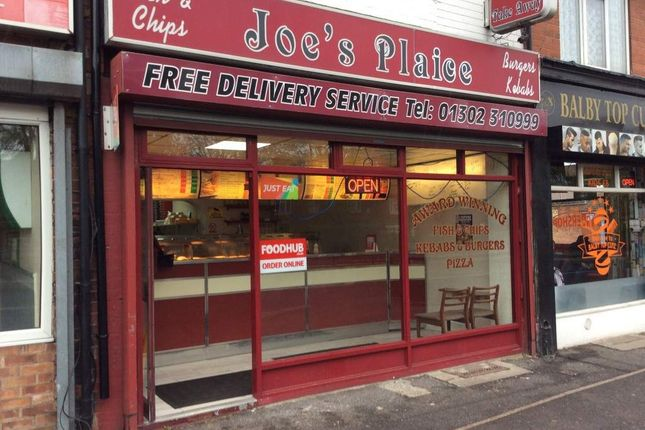 Restaurant/cafe for sale in Warmsworth Road, Balby, Doncaster