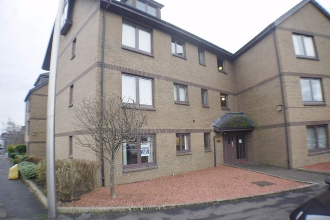 Thumbnail Flat for sale in East Woodstock Court, Kilmarnock, East Ayrshire