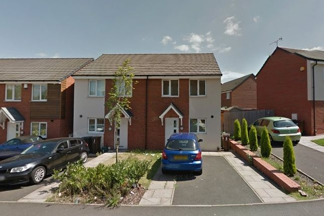 Thumbnail Semi-detached house to rent in Barcroft Road, Wolverhampton