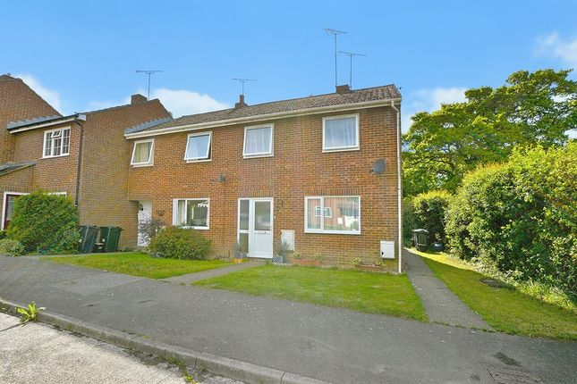 Thumbnail End terrace house for sale in Hopes Grove, High Halden, Ashford