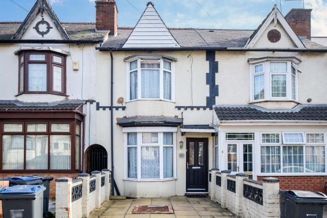 Thumbnail Terraced house for sale in Churchill, West Midlands, Birmingham