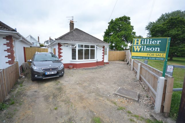 Thumbnail Detached bungalow for sale in Kennart Road, Poole