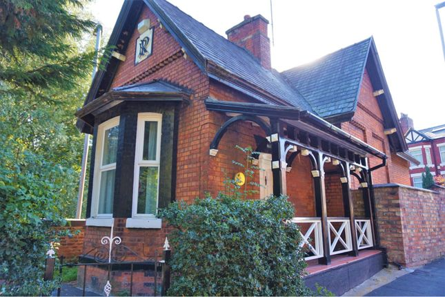 Thumbnail Detached house for sale in Milton Mount, Manchester