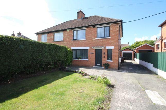 3 bed semi-detached house for sale in Knockfergus Park, Greenisland BT38
