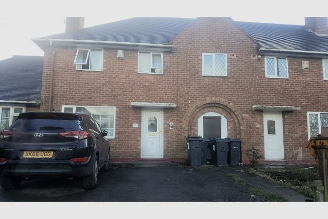 Thumbnail Semi-detached house to rent in Heath Way, Birmingham