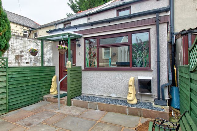 Thumbnail Terraced house for sale in Mitre Street, Abertillery