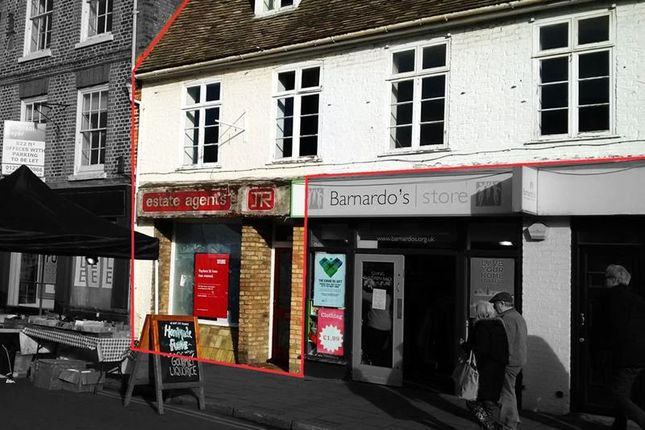 Thumbnail Retail premises to let in 8 The Pavement, St. Ives
