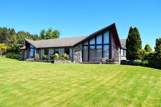Thumbnail Detached bungalow for sale in Boat Of Garten