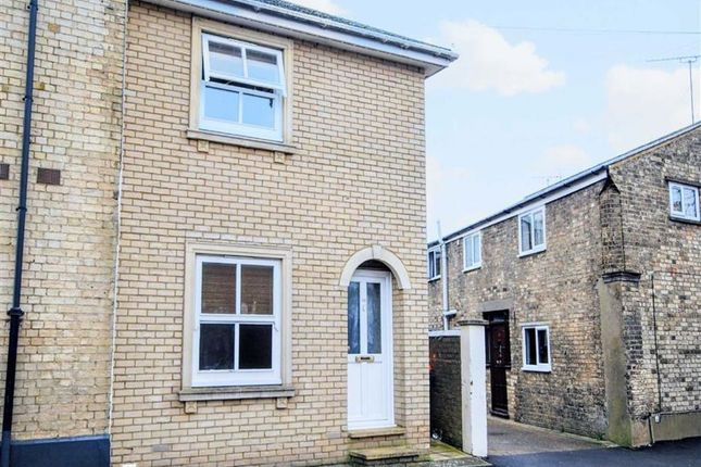 1 bed end terrace house for sale in Church Road, Linslade, Leighton Buzzard LU7