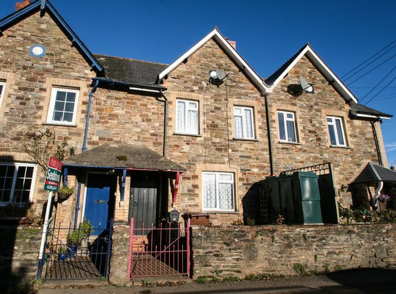 Thumbnail Terraced house for sale in Shillingford, Tiverton