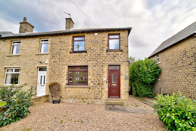 Thumbnail End terrace house for sale in Towngate, Newsome, Huddersfield