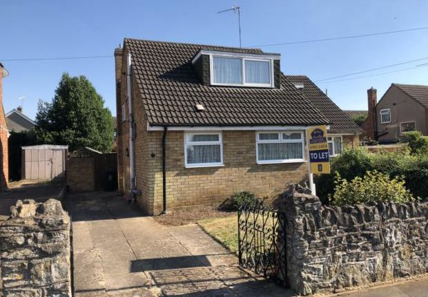 Thumbnail Bungalow to rent in Meadow View, Higham Ferrers