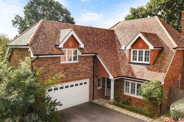 Thumbnail Detached house for sale in Ellerton Close, Wokingham
