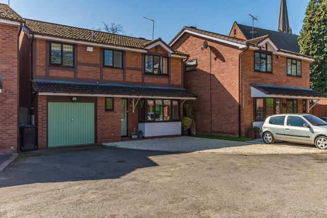 Thumbnail Detached house for sale in Kings Road, Kidderminster