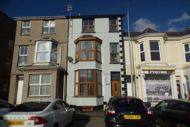 Thumbnail Terraced house for sale in Churton Street, Pwllheli, Gwynedd