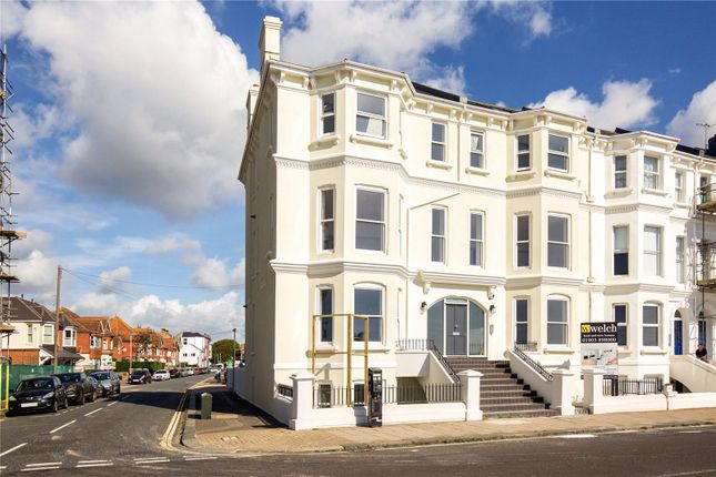 Thumbnail Flat for sale in Cavendish House, 115-116 Marine Parade, Worthing, West Sussex
