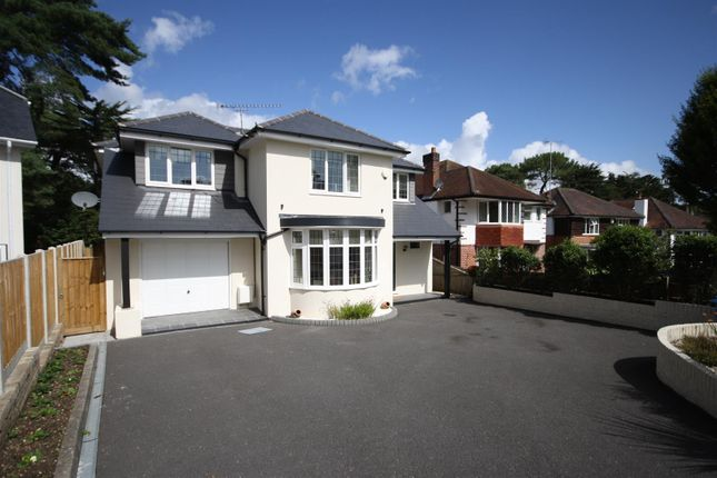 Thumbnail Detached house for sale in Compton Drive, Lower Parkstone, Poole