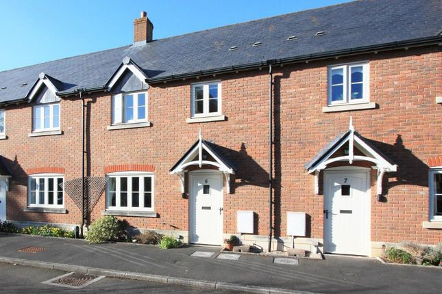 Thumbnail Terraced house for sale in Squires Court, Highworth, Swindon