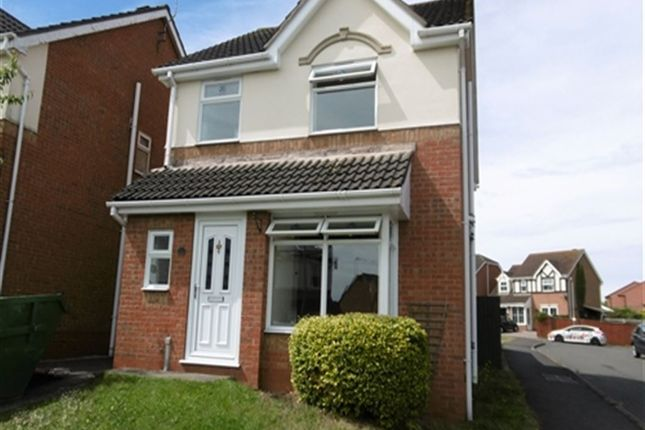 Thumbnail Property to rent in Peregrine Close, Sleaford, Lincs
