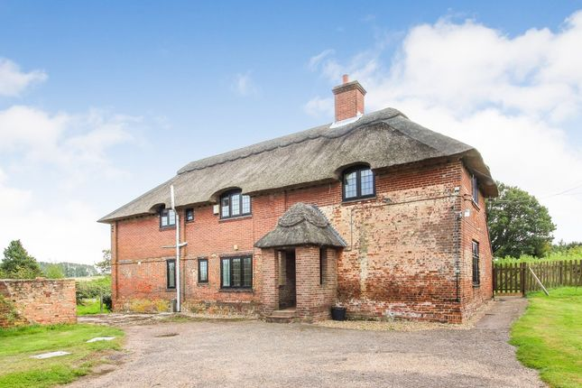Thumbnail Farmhouse to rent in Farm Lane, Ranworth, Norwich