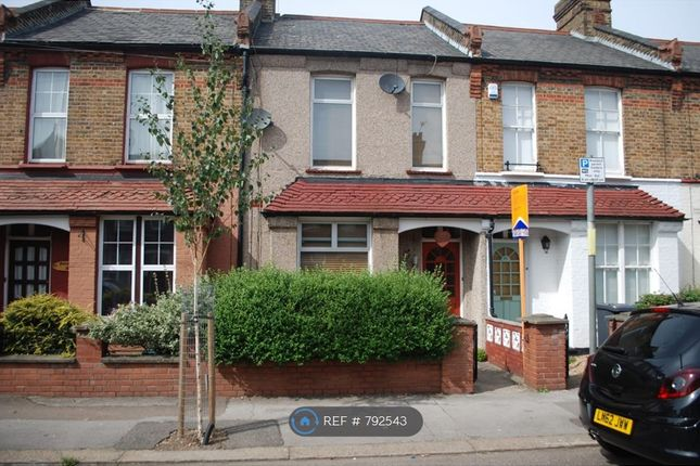 Thumbnail Terraced house to rent in Farrant Avenue, London