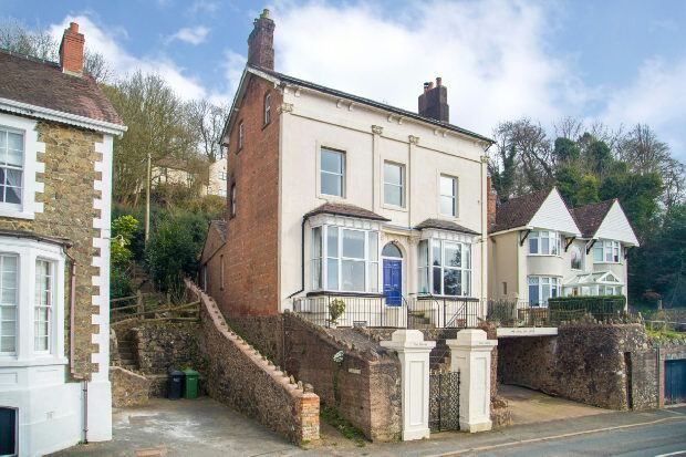 Thumbnail Detached house for sale in West Malvern Road, Malvern