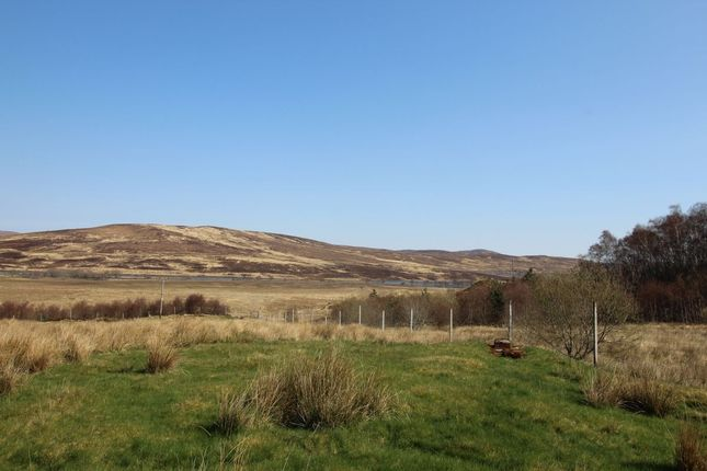 Thumbnail Detached house for sale in Altnaharra, Lairg