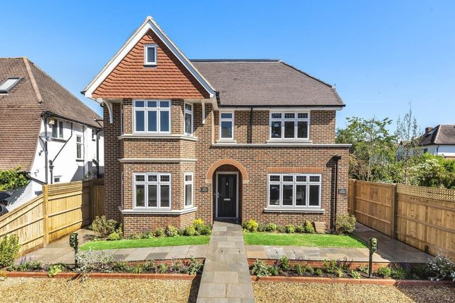 Thumbnail Semi-detached house for sale in Cranbrook Drive, Esher