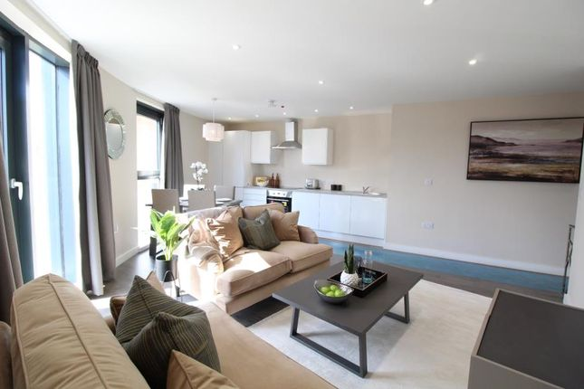 Thumbnail Flat for sale in Plot 93 The Residence, Kirkstall Road, Leeds, West Yorkshire