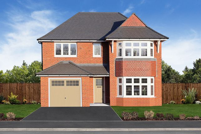 "Thumbnail Detached house for sale in ""Oxford Lifestyle"" at Ferard Corner, Warfield, Bracknell"